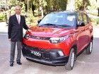Updated Mahindra KUV100 K8 Launched At Rs 6.37 Lakh