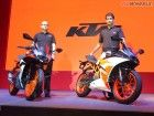 2017 KTM RC 390 and RC 200 Launched at Rs 2.25 lakh and Rs 1.72 Lakh Respectively