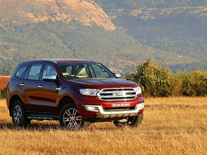 Ford Endeavour price hiked by over two lakhs