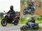 Hero MotoCorp Glamour 125 Vs Honda CB Shine Vs Bajaj V12: Spec Comparison