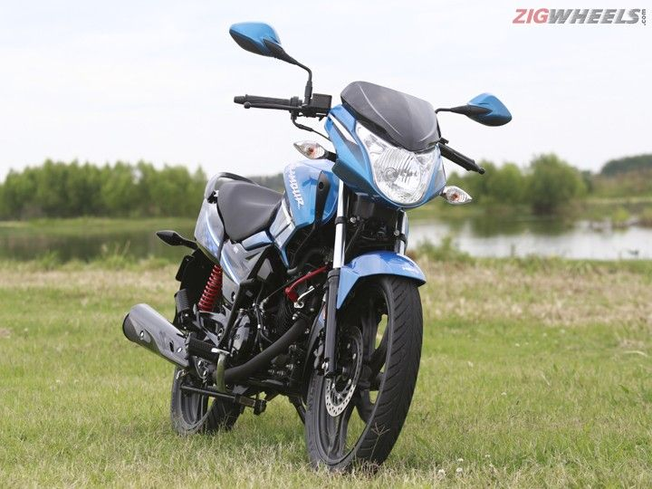All New Hero Glamour 125 Review Zigwheels