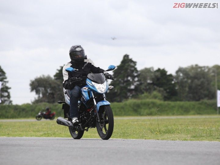 All-New Hero Glamour 125: Review - ZigWheels