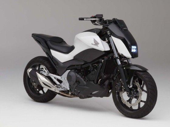 Honda Showcases Self-Balancing Motorcycle