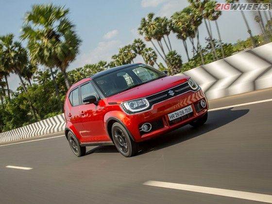 Maruti Suzuki Ignis: First Drive Review