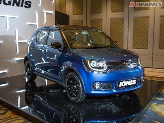 Maruti Suzuki Ignis Specifications revealed, will deliver 26.8kmpl