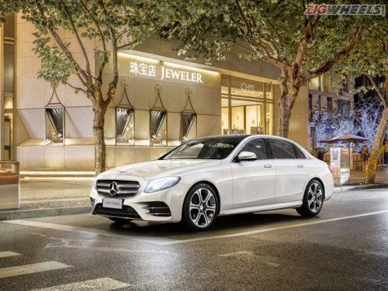 Mercedes-Benz To Stretch The E-Class For India
