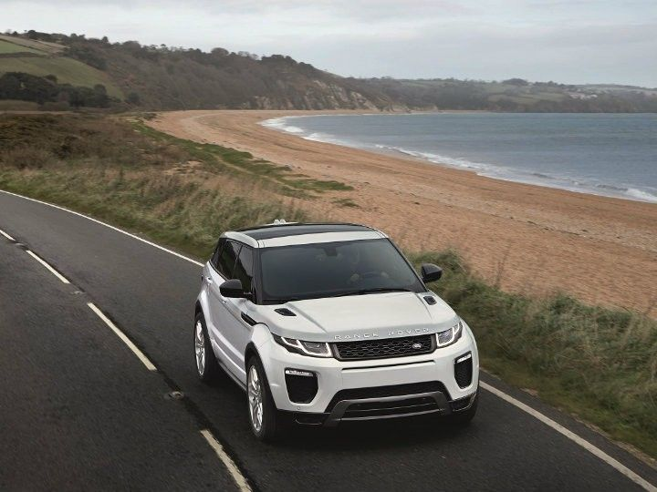 The Land Rover Range Rover Evoque now comes with a petrol motor