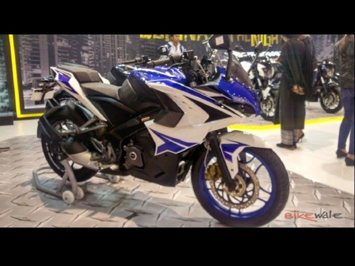 Bajaj launches Pulsar RS200 in new Racing Blue colour