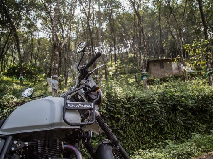The Himalayan Tackles The Obstacles With Unmatched Poise