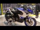 Bajaj Pulsar RS200 Gets New Racing Blue Colour