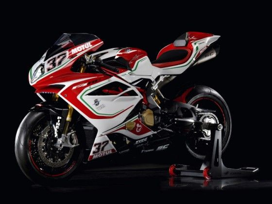 MV Agusta F4 RC Launched At Rs 50.35 Lakh In India