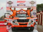 2017 INRC: Gaurav Gill Has Great Start