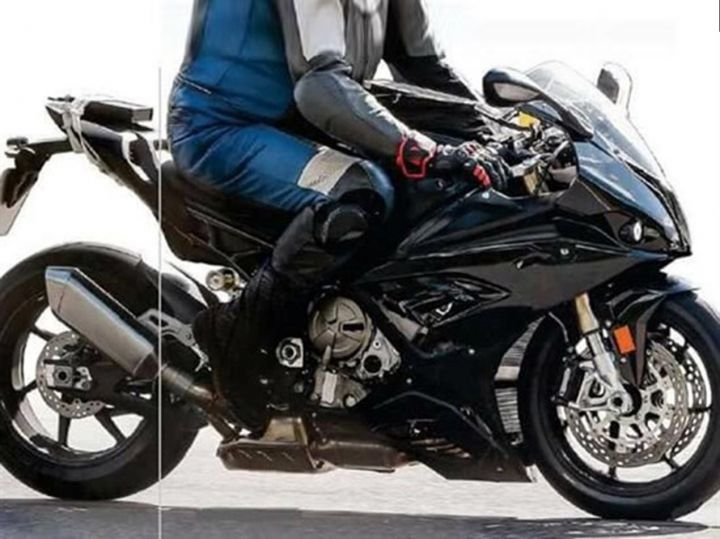 2018 BMW S1000RR Spotted Testing