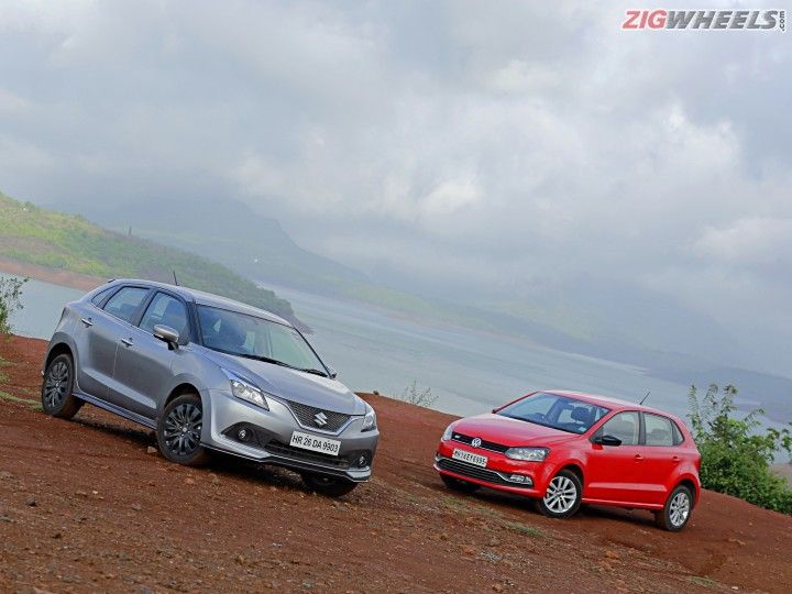 Baleno RS vs Polo GT TSI