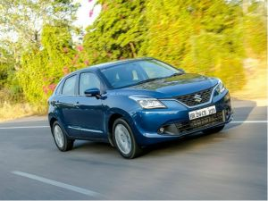 Maruti Suzuki Launches Baleno Alpha Petrol Automatic