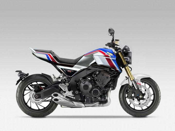 New Honda CB1000R Across The Corner