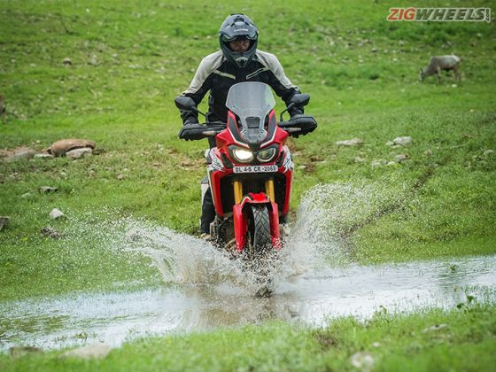 Honda Africa Twin: First Ride Review