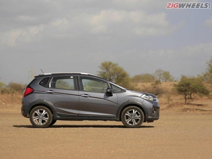 Honda Wr V Diesel Road Test Review Zigwheels