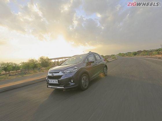 Honda WR-V Diesel: Road Test Review