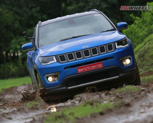Jeep Compass Launch On July 31