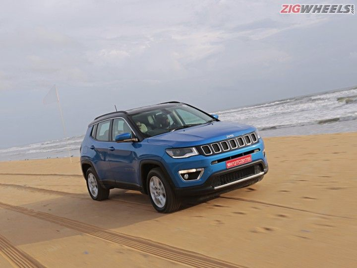 jeep compass launch on july 31 zigwheels. Black Bedroom Furniture Sets. Home Design Ideas
