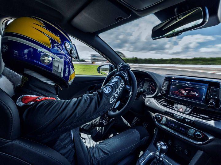 Hatch Led Drivers >> Hyundai i30 N Hot Hatch with 275 Horsepower Breaks Cover - ZigWheels