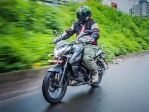 Bajaj Pulsar NS 160 - First Ride Review