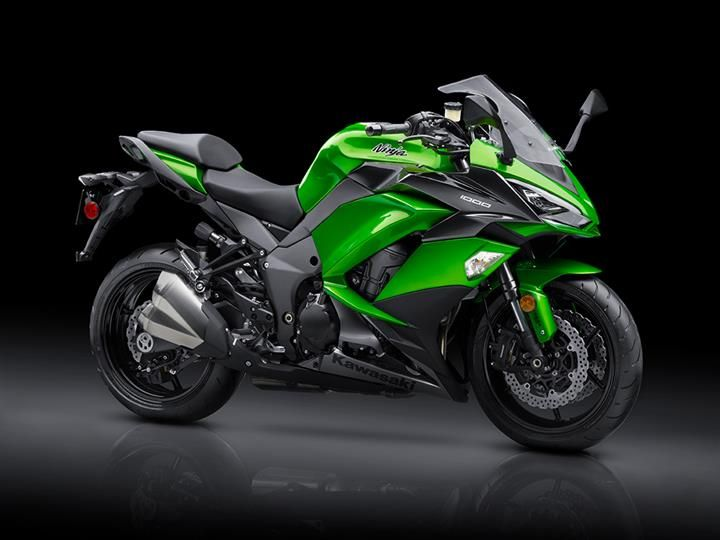 The 2016 Kawasaki Ninja 1000 Proved To Be A Potent Sport Touring Bike And 2017 Version Seems Big Step Forward For Company In Terms Of