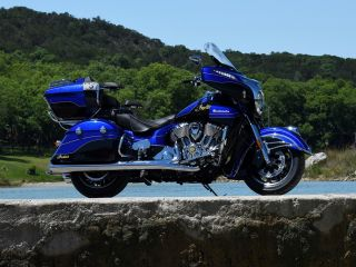 Indian Motorcycle Unveils 2018 Lineup