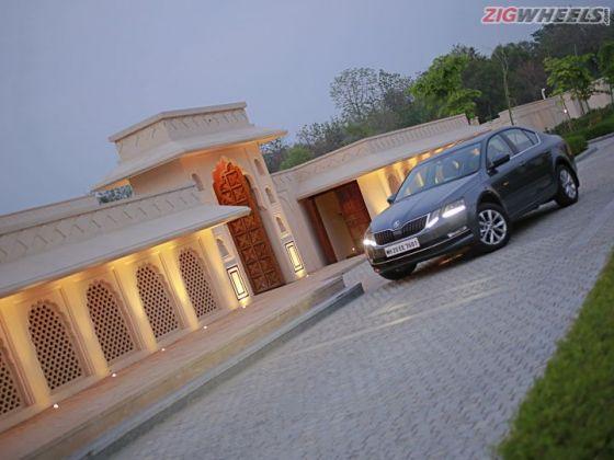 Launching Tomorrow: Skoda Octavia Facelift