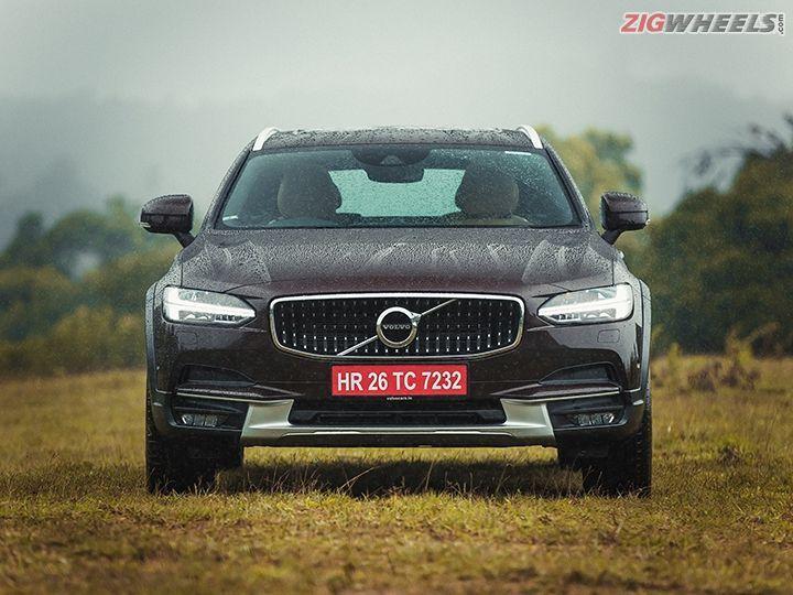 Volvo V90 Cross Country Launching Tomorrow Zigwheels