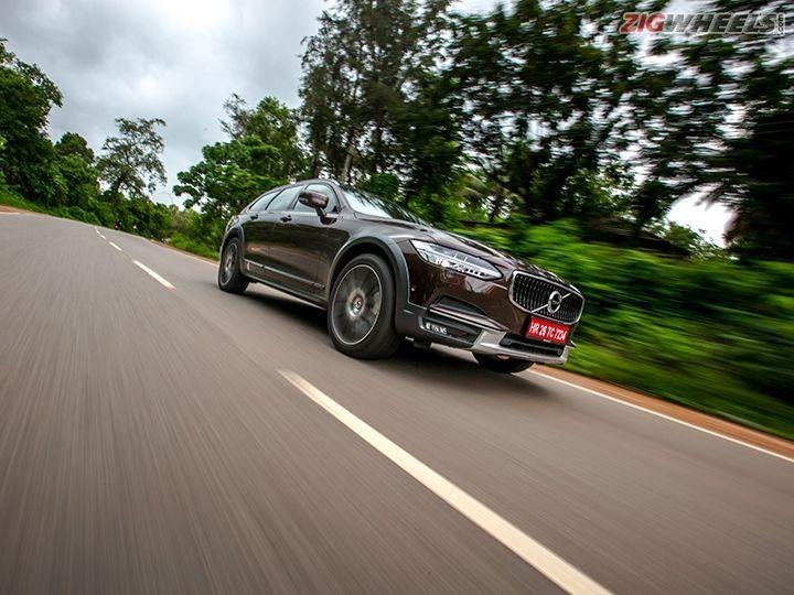 Volvo V90 CrossCountry Review