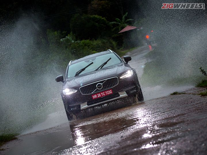 Volvo V90 Cross Country Launched