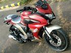 Production-Ready Yamaha Fazer 250 Spotted