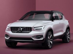 Volvo To Offer India-bound XC40 With A Host Of Colour And Trim Options