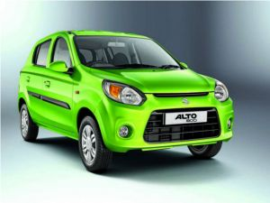 Maruti Suzuki Alto Remains The Car To Beat In Its Segment