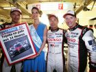 Kobayashi Sets Unbelievable Record At Le Mans 2017 In The Toyota TS050