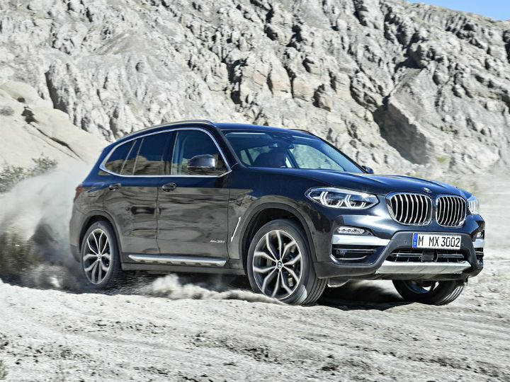new bmw x3 revealed zigwheels. Black Bedroom Furniture Sets. Home Design Ideas