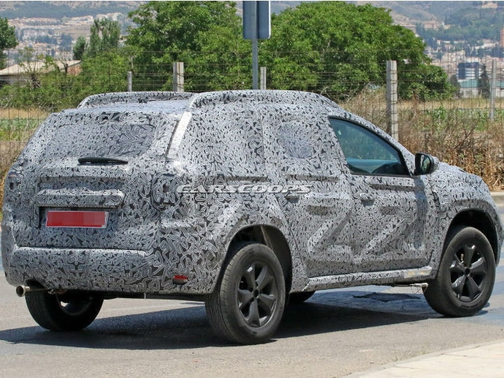 2018 renault duster india.  duster 2018 renault duster spied and renault duster india
