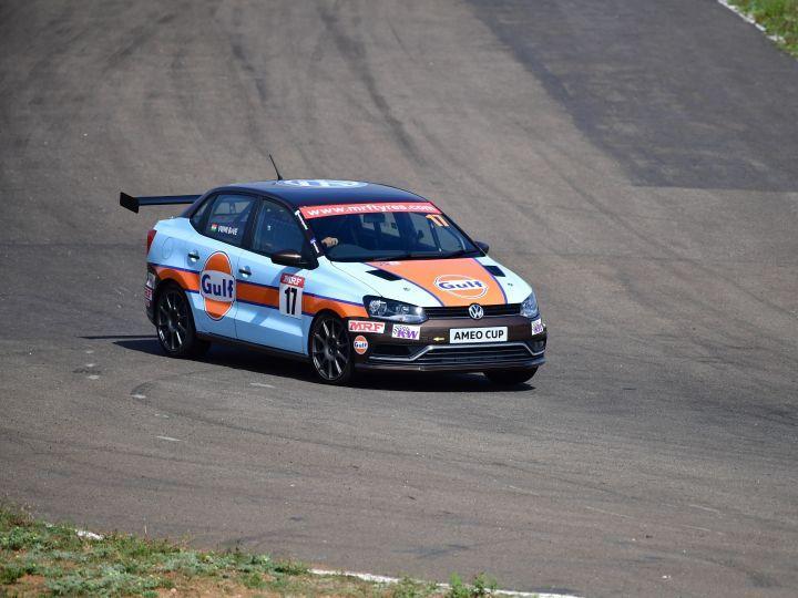 Volkswagen Ameo Cup Race Car