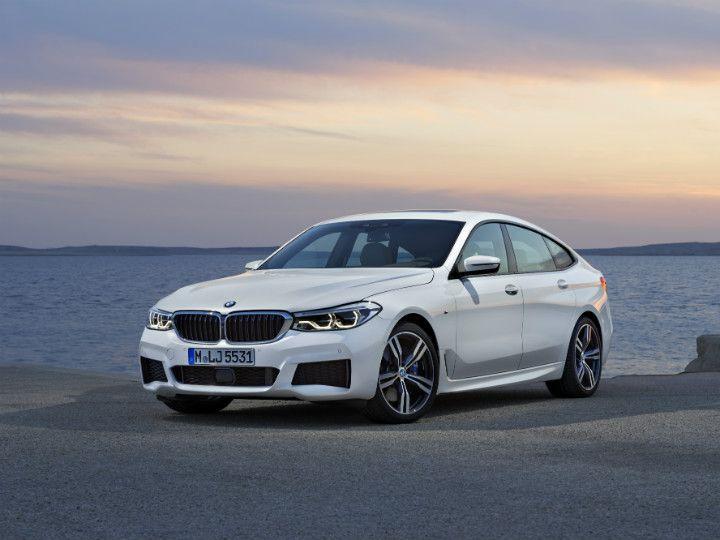 BMW 6GT