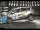 Renault Captur Scores 4 Stars In Latin NCAP