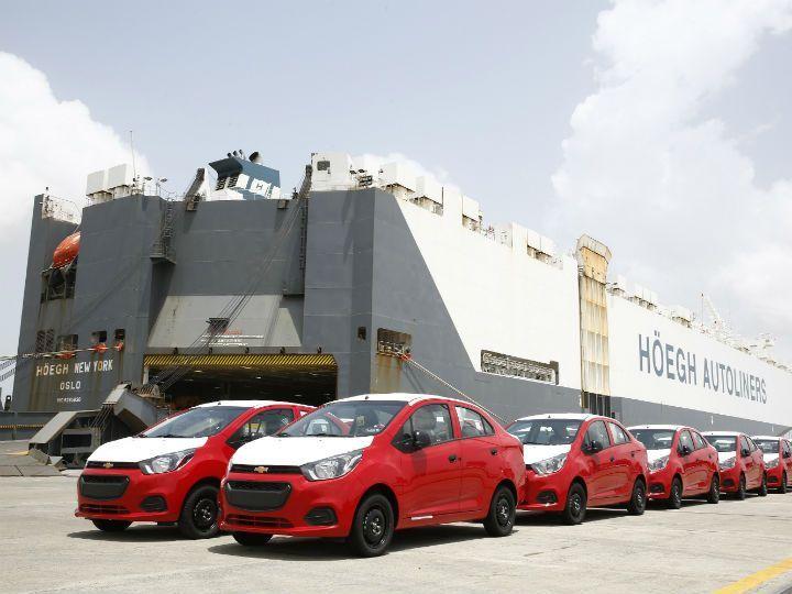 Chevrolet Starts Exporting Essentia Sedan