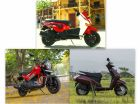 Spec Comparison: Honda Cliq vs Honda Navi vs Honda Activa 4G