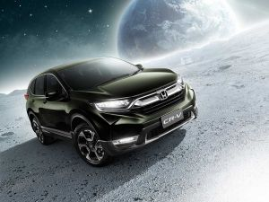 All-New Honda CR-V With Diesel Engine Coming Next Year