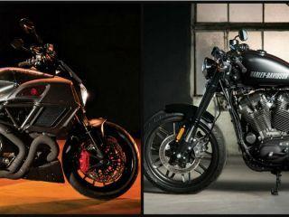 Harley Davidson To Buy Ducati?