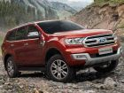 Ford Endeavour: Manual Variants Discontinued