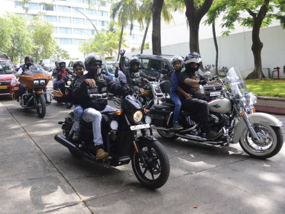 Harley-Davidson Celebrates Father's Day In Style