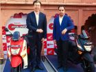 Honda Cliq Scooter Launched at Rs 42,499