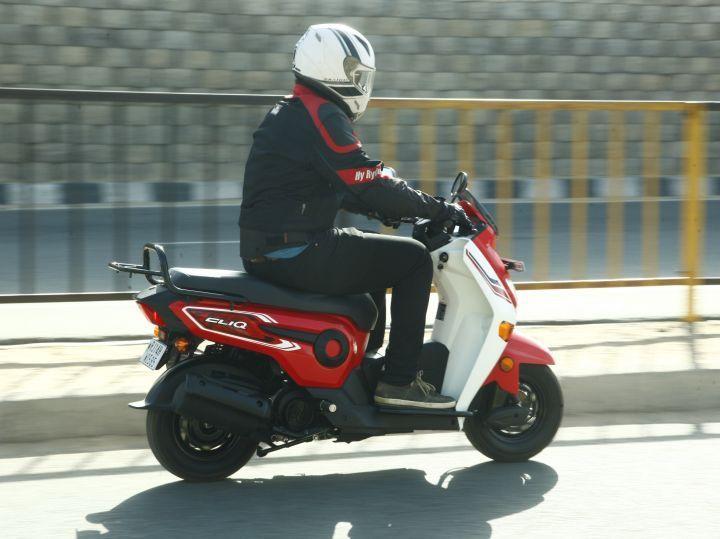 Top Five Facts About Honda Cliq